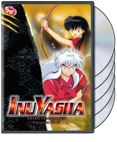 Inuyasha Season 3 Repackage