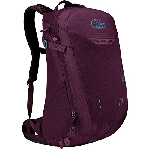 Lowe Alpine Womens Backpack - Lowe Alpine AIRZONE Z ND18 WOMENS BACKPACK (BERRY)