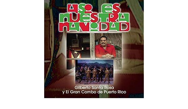 Tarjeta de Navidad by Gilberto Santa Rosa on Amazon Music ...