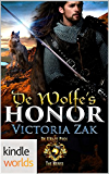 World of de Wolfe Pack: De Wolfe's Honor (Kindle Worlds Novella)