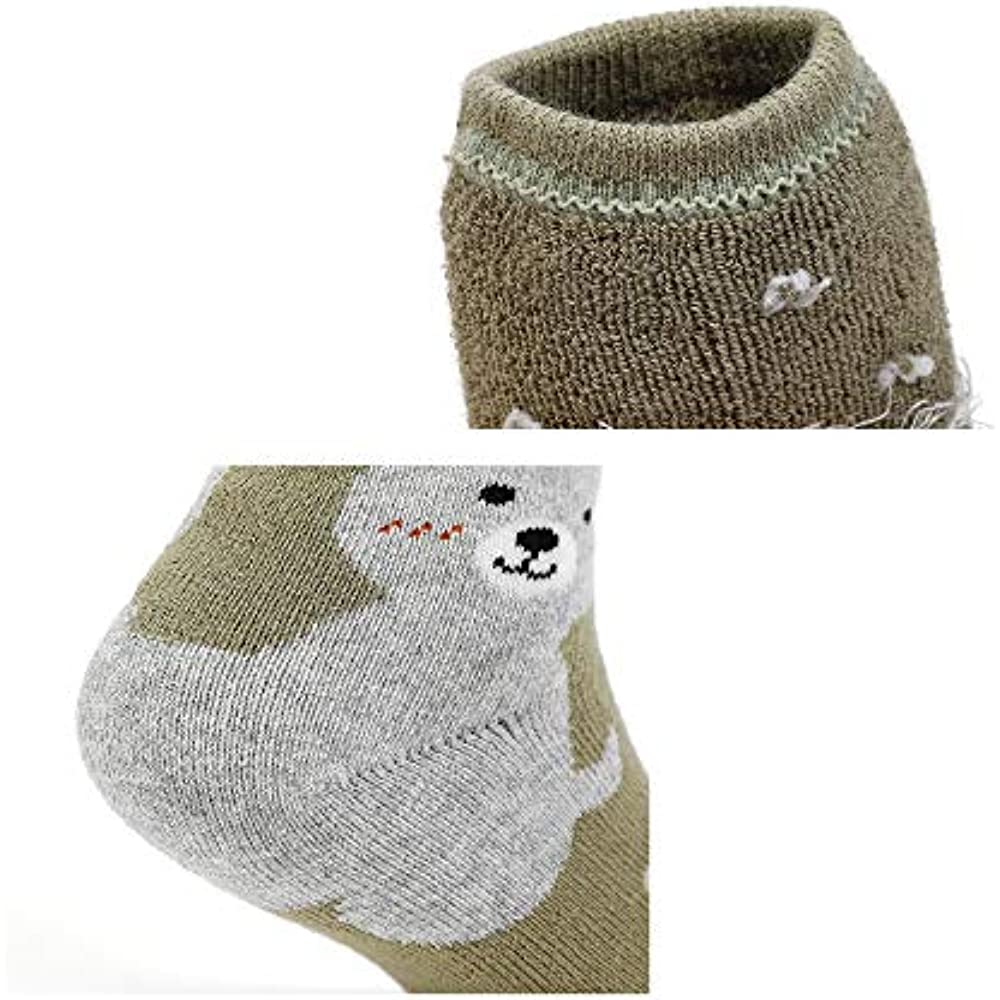 SOCKS kids Goat down warm Angora for winter thick