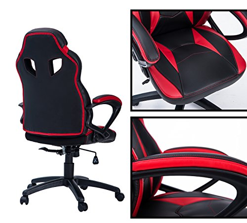 Merax Style PU Leather Chair Office