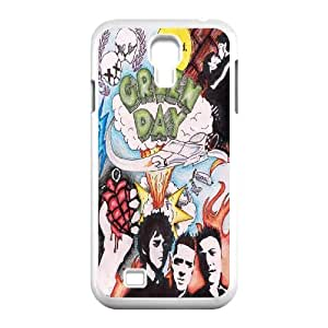 High Quality {YUXUAN-LARA CASE}Green Day Music Band For SamSung Galaxy S4 Case STYLE-6
