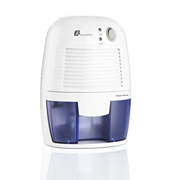 Marvelous Electric Dehumidifier, Portable Air Dehumidifier 1200 Cubic Feet (150 Sq  Ft), Compact