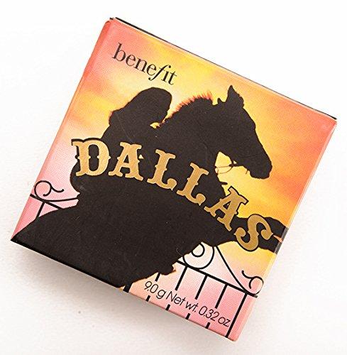 Benefit Cosmetics Dallas Box o' Powder Blush