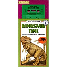 Dinosaur Time Book And Tape