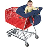 Jolly Jumper Sani-shopper Shopping Cart Cover with Safety...