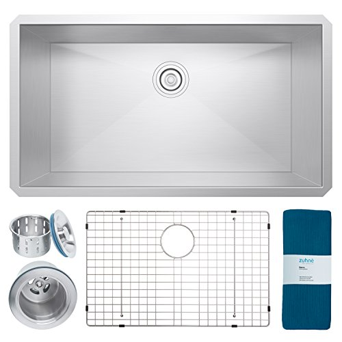36 stainless steel utility sink - 2