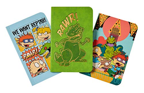 Rugrats Pocket Notebook Collection (Set of 3)