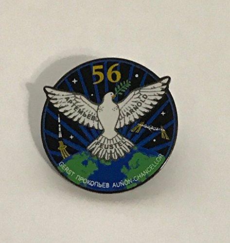 - NASA Expedition 56 Official Lapel Pin