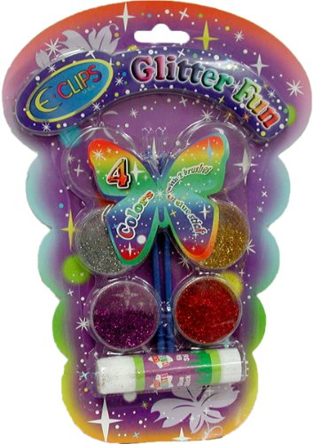 Glitter & Glue Stict Fun Set 48 pcs sku# 1301152MA by DDI