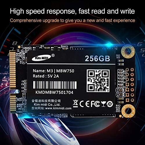 MBW750 3.8mm 1.8 inch mSATA Solid State Drive 256GB MLC VCapacity Flash Architecture