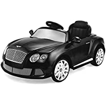 Costzon Bentley GTC 12V Kids Ride On Car Battery Powered RC Remote Control with Lights MP3