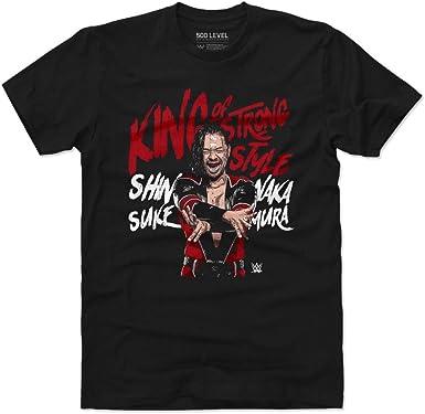 500 LEVEL Shinsuke Nakamura WWE Shirt - Shinsuke Nakamura King of Strong Style