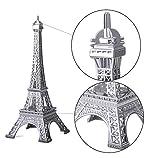 JoyFamily Eiffel Tower Decor,7Inch (18cm) Metal