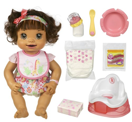 Used, Baby Alive Hispanic Learns To Potty for sale  Delivered anywhere in USA