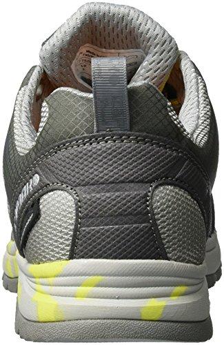 ICEPEAK Wanja, Zapatillas de Deporte Exterior para Mujer Plateado (Silver)