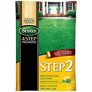 Scotts Step 2 Weed Control Plus Lawn Food2, 15,000 sq. ft.