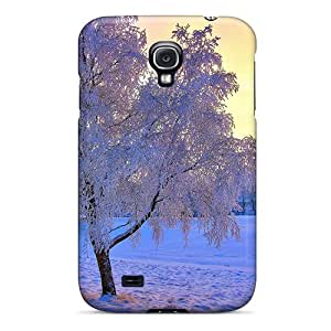 Galaxy S4 Case Cover Skin : Premium High Quality Gorgeous Winter Sunset Case