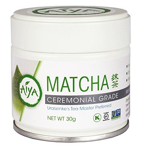 Aiya Ceremonial Matcha Tea, 30 gram - Latex Hill