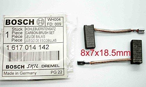 balais en carbone pour BOSCH 36V batterie Marteau Perforateur GBH 36V-LI 36VF-LI 26 BS11 Ecoliteled