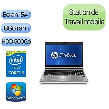 HP EliteBook 8560p – PC portátil – 15,6 – Gris (Intel Core i5