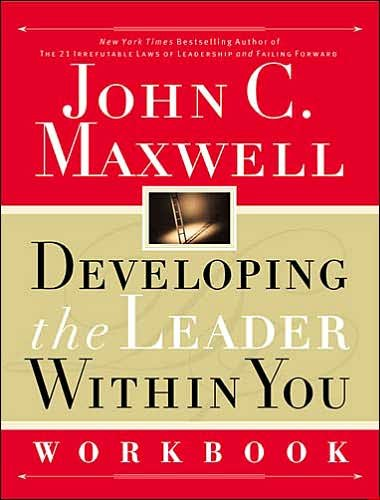 Download by John C. Maxwell Developing the Leader Within You Workbook (text only)[Paperback]2001 PDF