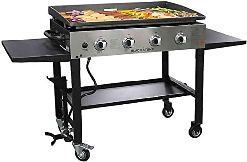 The Blackstone 36-inch Stainless Steel Outdoor Cooking Grill