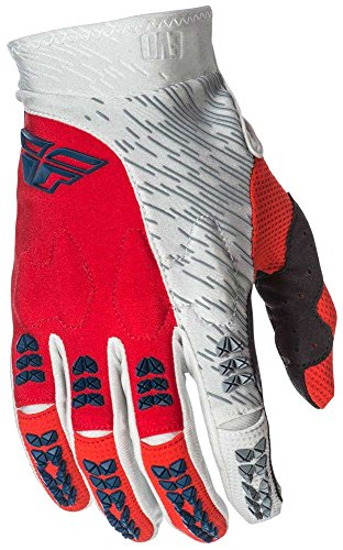 (Fly Racing 2018 Evolution 2.0 Gloves (X-LARGE) (RED/GREY))