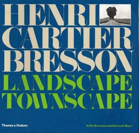 Cartier-Bresson: Landscape/Townscape pdf