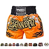 Top King Boxing Muay Thai Shorts Normal Style