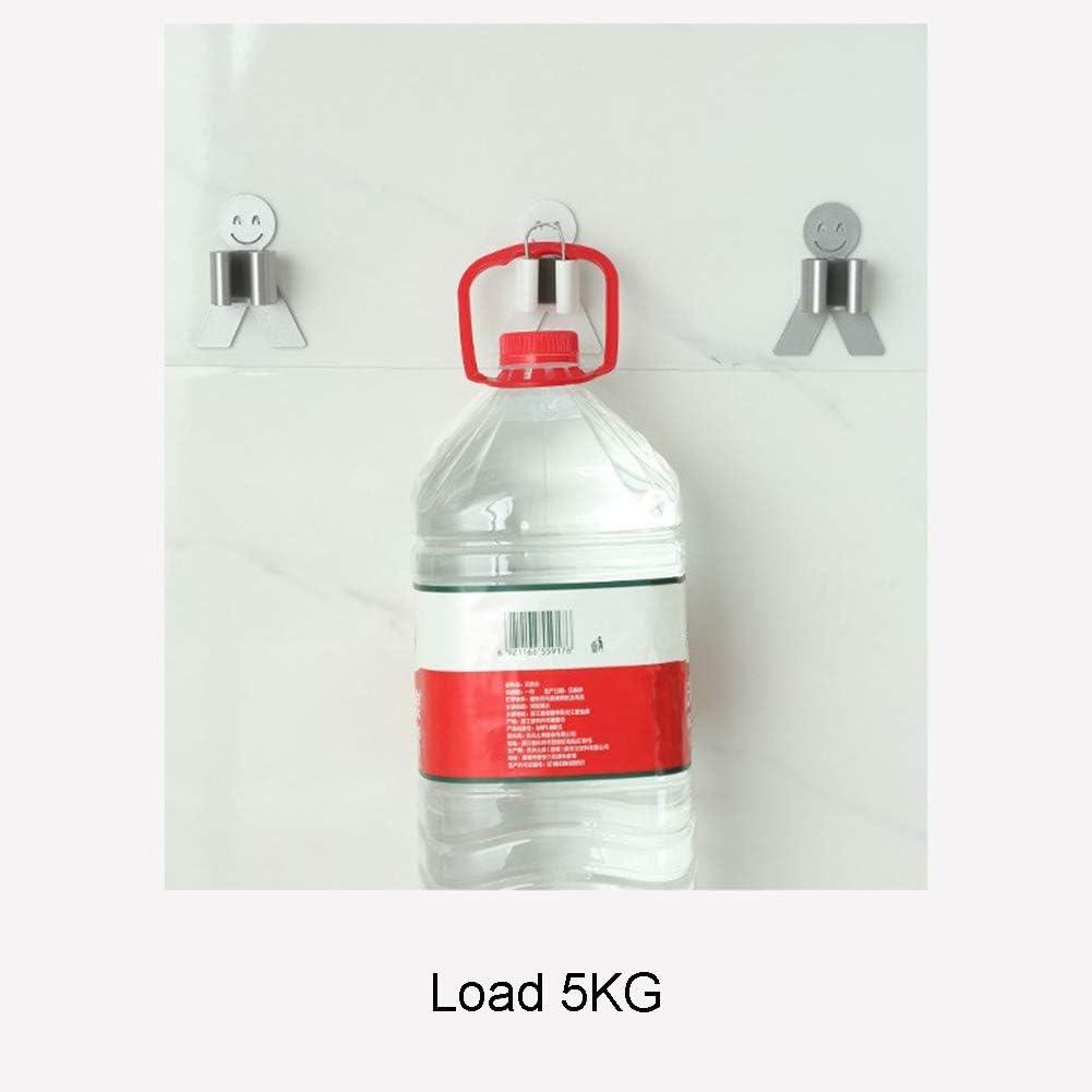 Xfc Support en Plastique pour Balai et vadrouille Auto-adh/ésif sans per/çage Rangement et Organisation pour Votre Cuisine et Votre Garde-Robe Rangement Mural