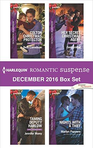 book cover of Harlequin Romantic Suspense December 2016 Box Set