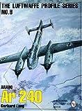 Arado AR 240, Gerhard Lang, 0887409237