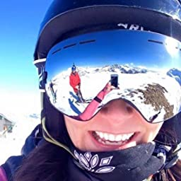 Amazon.com : ZIONOR 12 Colors Snowmobile Snowboard Skate Ski Goggles