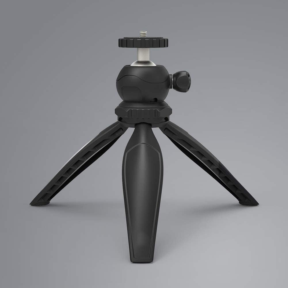 Compatible with Projection and Photography Equipment Projector Stand//Height Adjustable ZXGHS Projector Stand Portable 360 Degree Rotation//Desktop Tripod