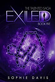 Exiled: Kenly's Story (Talented Saga Book 5)