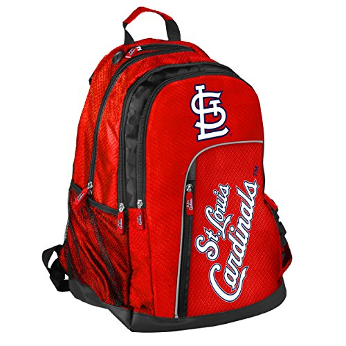 MLB St. Louis Cardinals 2014 Elite Backpack, (Louis Cardinals Gnome)