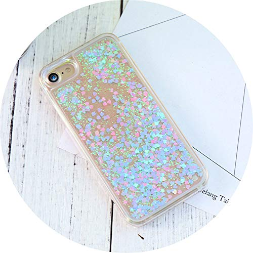 Glitter Bling Quicksand Phone Case for iPhone 6s
