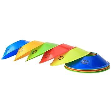 zantec Disc Konus Set Flexible Kegel Marker Scheiben