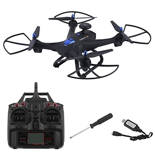 X183 Wifi Drohne Drohne Drohne mit 2MP HD Kamera Portable GPS Brushless Quadcopter 6-Achsen RC Quadcopter Kompakte Fotografie Videogerät 17fde4