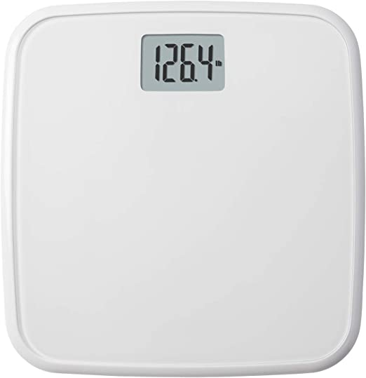 Digital Bathroom Scales Analogue Dial Readout LCD Accurate Body Weight Scale NEW