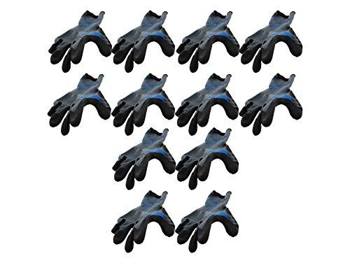 Showa Atlas Re-Grip 330 Coated Work Gloves - Size: XLarge - Unit: Dozen Pairs (12) (Atlas Grip Glove)