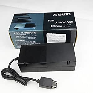 Amazon.com: Xbox One Power Supply Brick with Cable, GARUNK ...