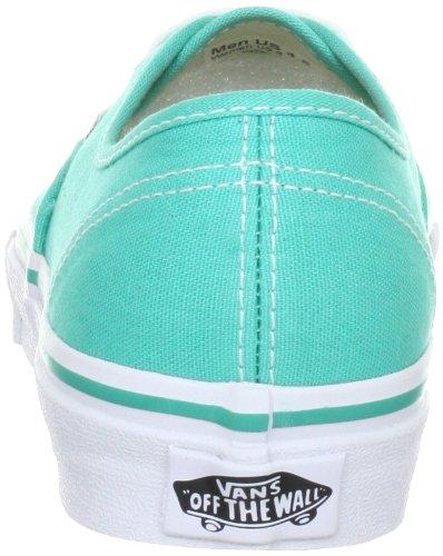 Pool White Unisex Green Grün Vans True Authentic Trainers Adult ZTq7Tw
