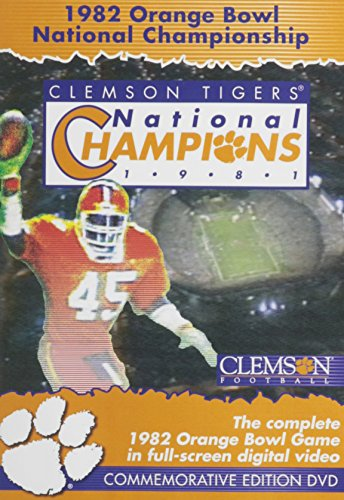 - 1982 Orange Bowl National Championship