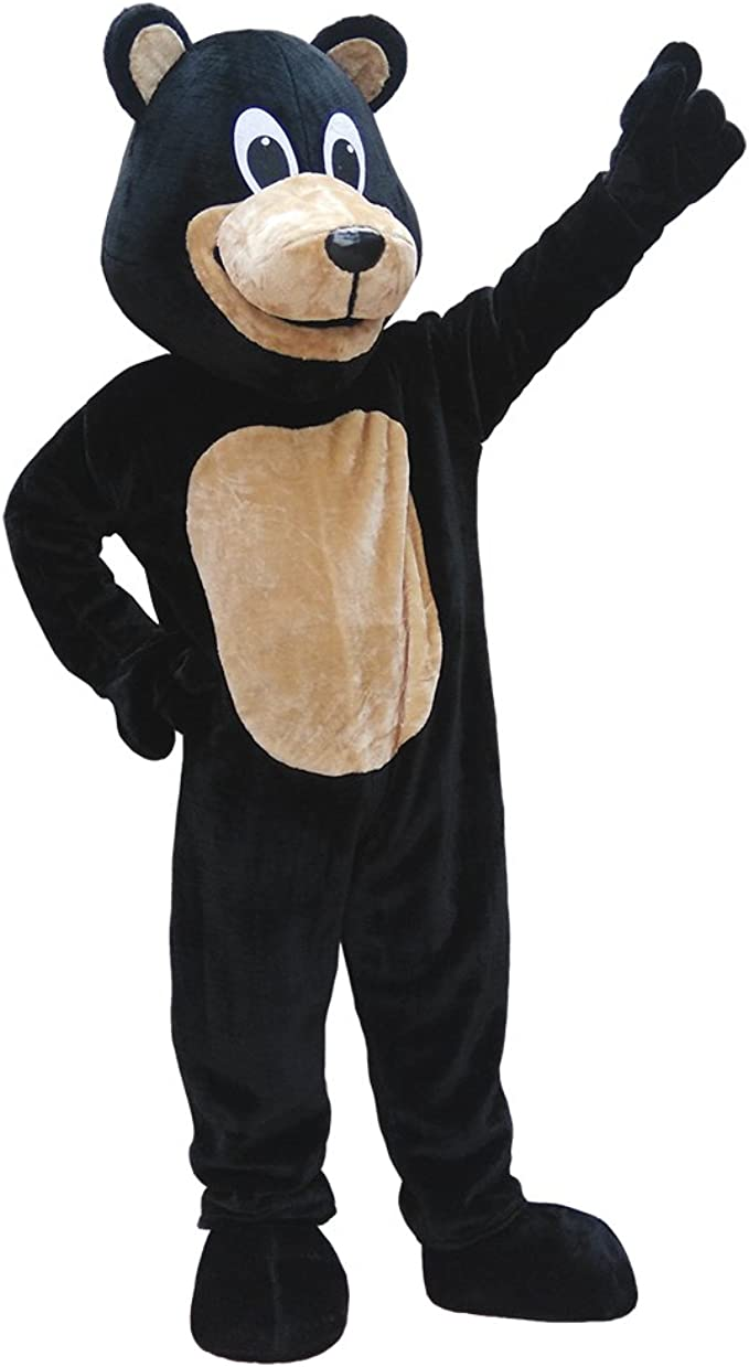 NEW Cosplay Masha Gril /&The Bear Mascot Costume Adult Halloween Party Suit Dress