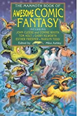 The Mammoth Book of Awesome Comic Fantasy (Mammoth Books) Paperback