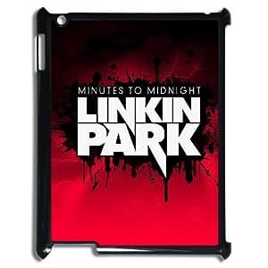 Linkin Park Black and White Logo case For Ipad Mini Case TPUKO-Q808173