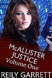 McAllister Justice Series Box Set Volume One (The McAllister Justice Series Book 1)